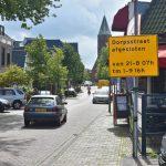 21 aug - 30 okt: Dorpsstraat deels afgesloten voor werkzaamheden aan gasnet