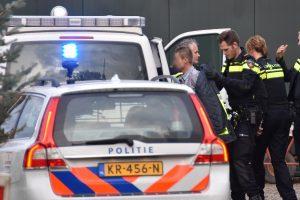 'Beroeps inbreker' aangehouden in schuur langs Middeldijk na zoekactie met politiehelikopter