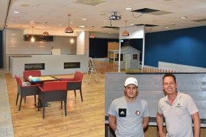 Rob Geus over restaurant 'De Wensboom' aan het Middeldijkerplein: 'Hier krijg ik energie van'