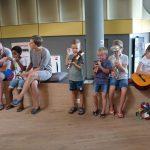 Succesvolle play-shops en informatie bijeenkomsten Harmonievereniging