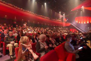 Theater het Kruispunt bij laatste 10 Meest Gastvrije Theater van Nederland