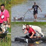 Dogsurvival 2017 in Barendrechtse Zuidpolder