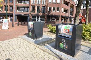 Plan: Ondergrondse containers in Barendrecht legen vóórdat ze vol zijn