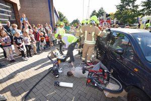 FOTO'S: Open dag bij Brandweer Barendrecht