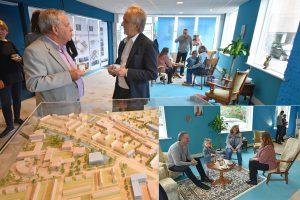 """""""Welkom in De Huiskamer!"""": Informatiepunt voor inwoners over de centrumplannen"""