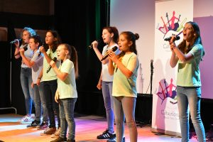 Archieffoto: CultuurLocaal 'In de lift' tijdens seizoensafsluitende festival