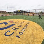 27 sept: Programma opening Cruyff Court op Campus Lagewei