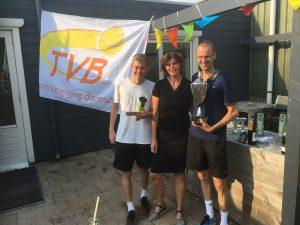 Clubkampioenen Tennisvereniging Barendrecht weer bekend!