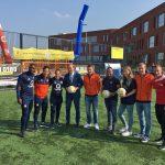 Cruyff Court op Campus Lagewei officieel geopend