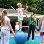 CircusKunst voorstelling voor en door kinderen van 9 t/m 13 jaar