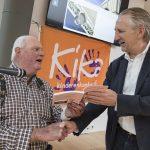 Boek van KiKa-boer Rob van Egmond gepresenteerd, opbrengst voor KiKa