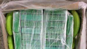 Container met ruim €200 miljoen aan cocaïne onderschept op weg naar Barendrecht