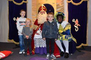 Het Sinterklaashuis is vanaf 18 november weer geopend op de Carnisse Veste