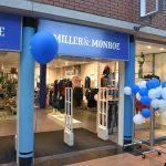 Miller & Monroe opent deuren op de Middenbaan in voormalige pand Charles Vögele