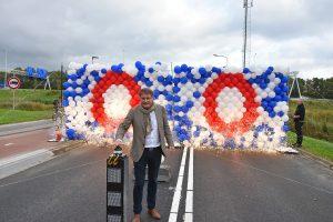 Onderdoorgang A29 officieel geopend: Nieuwe verbinding tussen oost en west Barendrecht een feit