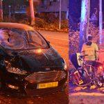 Voetganger ernstig gewond geraakt bij aanrijding met auto op de Buitenlandse baan