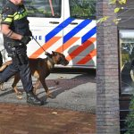 Ruit vernield bij poging woninginbraak Willem-Alexanderplantsoen: Dader vlucht via sloot