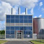 Warmtecentrale van Eneco op Vaanpark III, Barendrecht