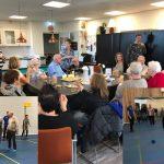 Kennismakingsronde door Barendrecht: Gezellig dagje tegen eenzaamheid