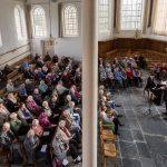 Piano en hobo schitteren tijdens koffieconcert in oude Dorpskerk