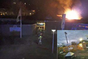Per direct (extra) maatregelen na brand bij schoolgebouw aan de Schoener