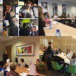 Tweedeklassers Calvijn maken kennis met Barendrechtse bedrijven