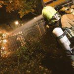 Vier containerbranden aan de Kruidentuin, Gouwe, Marijkesingel en Schoener in een uur tijd