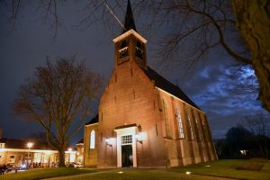 Dorpskerk in Oude Dorpskern van Barendrecht (Dorpsstraat)