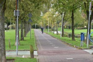 13 november t/m 15 december: Asfalteringswerkzaamheden van fietspad bij Park Nieuweland