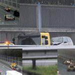 Ochtendspits: Vier ongevallen op rij op de A29 bij Barendrecht