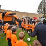 Nieuwe kleedkamers bij VV Smitshoek officieel geopend