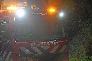 Brandweerauto brandweer Barendrecht (Avond)