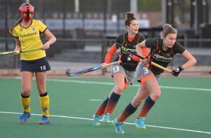 HCB Heren 1 en Dames 1 aan kop, doelpuntenregen op Sportpark de Doorbraak