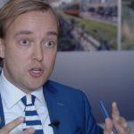 Wethouder Lennart van der Linden (Uitzending Nieuwsuur)