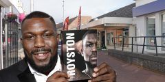 25 nov: Royston Drenthe signeert bij The Read Shop Barendrecht