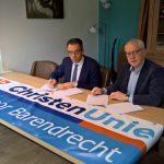 SGP en ChristenUnie Barendrecht gaan ook komende jaren samen verder met één verkiezingsprogramma