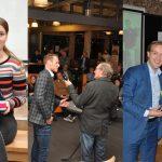 Bestuurders en topsporters verenigen weer in Sportcafé bij Hockeyclub Barendrecht