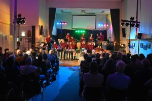 Nieuwjaarsconcert Harmonievereniging 2017 door Adrumaline