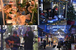 Kerst @ Winkelcentrum Carnisse Veste