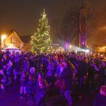 16 dec: WinterFeest Barendrecht 2017 met o.a. een kerstmarkt, de KerstWensBoom, kinderactiviteiten en een lichtjesoptocht