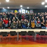 135 leerlingen van Dalton Lyceum sluiten kerstengelen project Present af