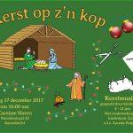 17 dec: Gratis musical 'Kerst op z'n kop' door kinderen van 4 t/m 12 jaar in Carnisse Haven