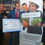 Gezonden sportkantine van start bij TV Smitshoek met 'Vullen of Voeden' project