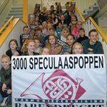 Geslaagde speculaasverkoop actie bij Harmonievereniging Barendrecht