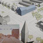 Plan: 'Poort van Barendrecht' met nieuwbouw op Edudelta locatie aan de Rijnstraat