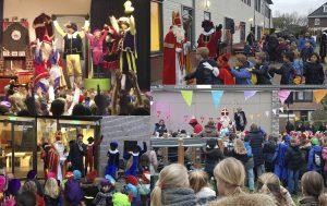 FOTO'S: Sinterklaasvieringen in Barendrecht 2017