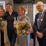 Kleys van der Pas en Marja Wansink redden het leven van Marjo Forrer