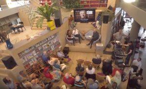 17 januari: Cultureel Café in Het Kruispunt over cultuureducatie