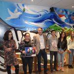 Graffitikunstwerk 'The TTO Experience' onthuld op Calvijn Groene Hart
