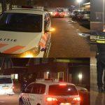 Woninginbreker Riederhof op heterdaad betrapt, via daken gevlucht voor politie